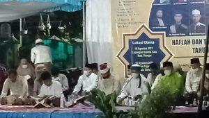 Qari-qari internasioanl unjuk kebolehan di haflah Qur'an di Dompu..